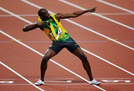 Усейн Болт (многократный чемпион в беге на 100м) в покое имеет частоту сердечных сокращений 33 удара в минуту!