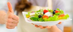 Здоровое питание – великолепное средство лечения и профилактики заболеваний сердца.
