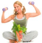 Здоровое питание и регулярная физическая активность – проверенные средства лечения и профилактики атеросклероза.