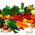 Потребляйте как можно больше овощей и фруктов